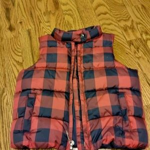 Gap puffer vest toddler 3